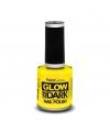 Glow in the dark nagellak neon geel