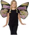Glow in the dark vlinder kinder vleugels