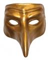 Goud comedy snavelmasker
