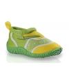 Groen gele kinder waterschoenen