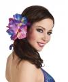 Haarspeld met grote hawaii bloem