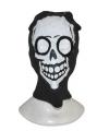 Halloween bivakmuts met schedel