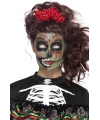 Halloween day of the dead schmink set zombie