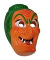 Halloween heksen masker genevieve