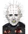 Halloween hellraiser masker voor volwassenen