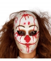 Halloween horror clown masker