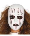 Halloween horror mime masker