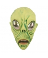 Halloween latex aliens masker