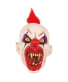 Halloween latex horror masker enge clown punky