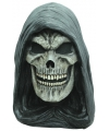 Halloween luxe magere hein masker met capuchon