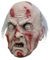 Halloween luxe zombie oude man masker