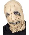 Halloween masker met ritsen