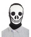 Halloween morphsuit masker skelet