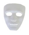 Halloween plastic spoken gezichtsmasker