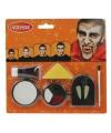 Halloween schmink set vampier
