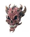 Horror duivel masker van rubber