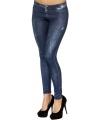 Jeans legging voor dames