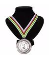 Kampioensmedaille nr 2 aan wereldkampioen lint