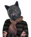 Katten masker voor volwassenen