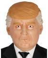 Latex trump masker voor volwassenen