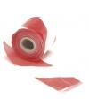 Markeerlint rood wit 250m
