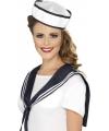 Matroos verkleed setje navy