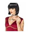 Metallic tattoos egyptisch thema 7 stuks