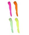 Panty in fluor kleuren