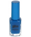 Party nagellak fel blauw