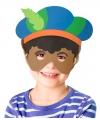 Pieten masker voor jongens