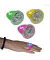 Plastic ring met verlichting
