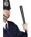 Politie gummiknuppel piepend 33 cm