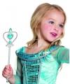 Prinsessen toverstaf blauw 32 cm