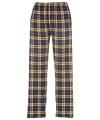 Pyjamabroek blauw geel