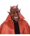 Rode duivel masker voor volwassenen
