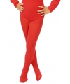 Rode kinder panty
