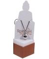 Spirituele boeddha halsketting