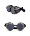 Steampunk latex bril