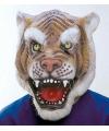 Tijger masker voor volwassenen