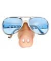 Varkensneus bril