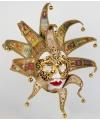 Venetiaans masker reale tarot dame