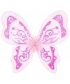 Vleugels roze fuchsia