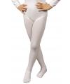 Witte kinder panty