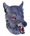 Wolven masker voor volwassenen
