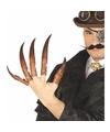 Halloween horror klauwen vingers 5 stuks