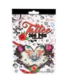 Stickervellen tattoo 280 stuks type classic