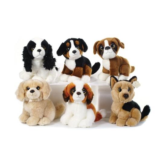 f125bc01d97189 Pluche Boxer hond 18 cm - Verkleedkleding shop: voor al uw ...